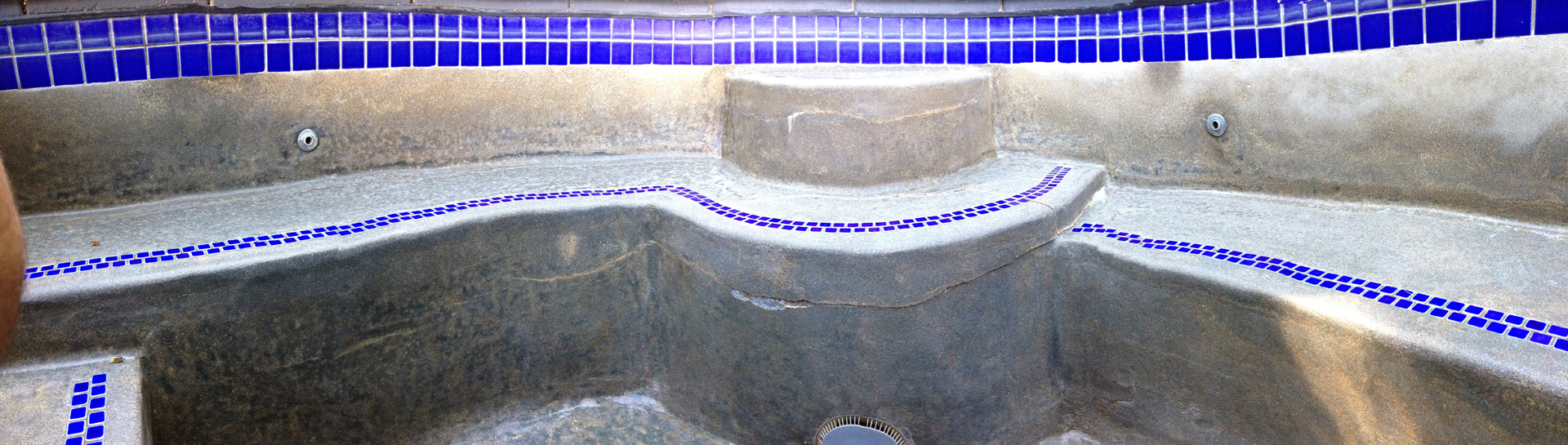 Pool crack repair golden pool services pool remodeling and pool repair How to fix a swimming pool leak