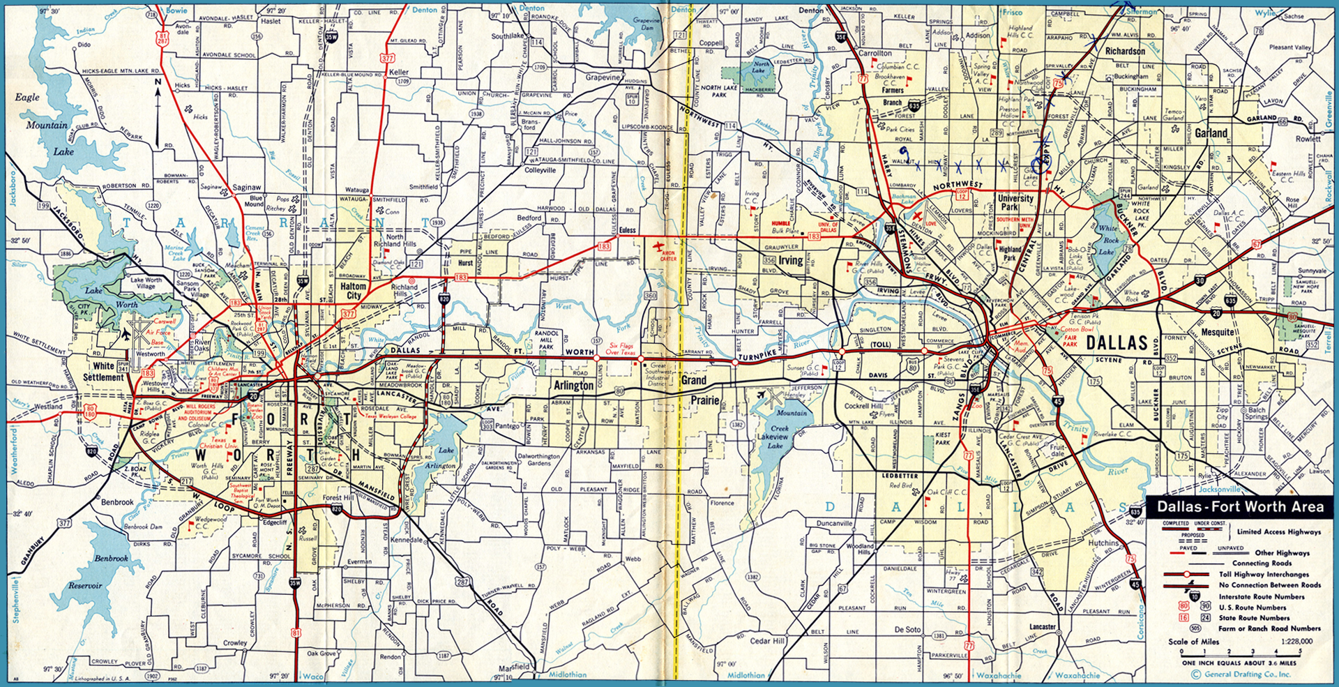 Map-of-the-DFW