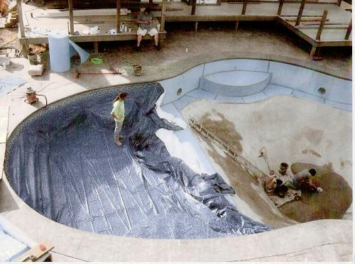 Diy above ground swimming pool construction diy do it for Pool installation cost