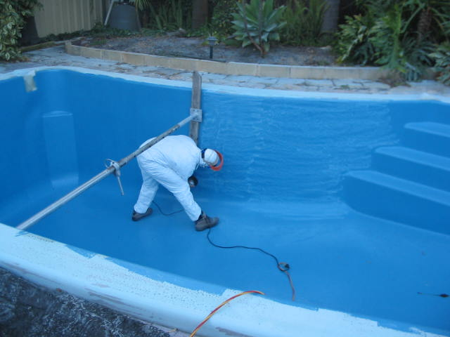 What type of repair do you need golden pool services for Swimming pool resurfacing