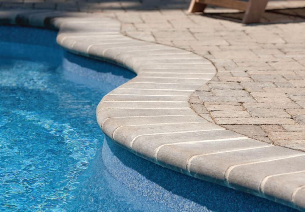 Swimming Pool Coping : Coping repair golden pool services remodeling and