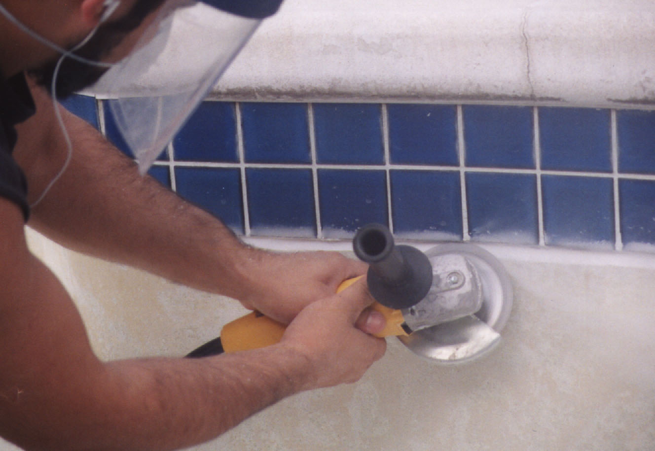 Surface Repairs Golden Pool Services Pool Remodeling